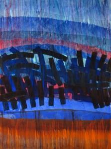 Gernod Weis - 11. 200x150cm 1993